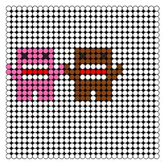 Domo bead pattern