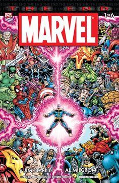 Marvel Universe – The End n°1 http://amzn.to/2f6j3sJ #marvel #universe #comics