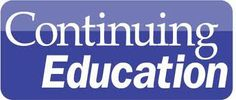 Continue your education - never stop learning.  For all your real estate education needs check us out at www.CareerAcademyOfRealEstate.com