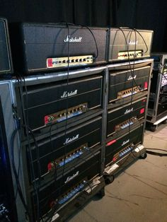 Angus Young's live rig.