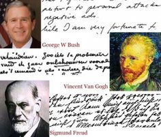 What Your Handwriting Says About You  http://positivemed.com/2013/12/06/what-your-handwriting-says-about-you/