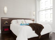 bed design by 2014 MADE exhibitor Wud
