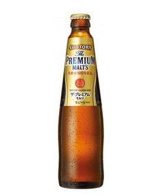 Suntory Premium Malt's Beer
