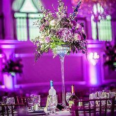 Purple weddings rocks when photographed by @photos.by.shaun #purpleweddings #njfloraldesigner #amazingvenues #bride #bigevents #booklocal #bridesbook #bridesandgrooms #bryllupsblomster #bigmartiniglasses #colorful #cutflowers #centerpieces #coupleschoiceaward2016 #dvflora #decorating #datewithmyhusband #flowers #flowermag #flowersofinstagram #findtheflorist #fabulousvenues by betinas