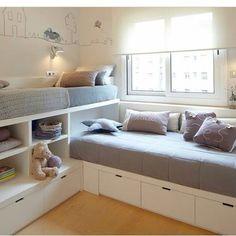 Bedroom Design: Best Bunk Beds For Small Rooms Shared Bedroom . Bunk Beds Small Room, Wooden Bunk Beds, Cool Bunk Beds, Bunk Beds With Stairs, Kids Bunk Beds, Small Room Bedroom, Kids Bedroom, Small Rooms, Bedroom Ideas