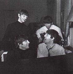 Beatles At The Piano