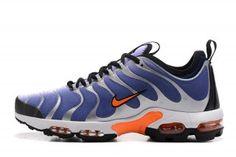 20c2f6f4a71847 Mens Nike Air Max Plus Tn Ultra Royal Blue White Orange Black 898015 401 Running  Shoes