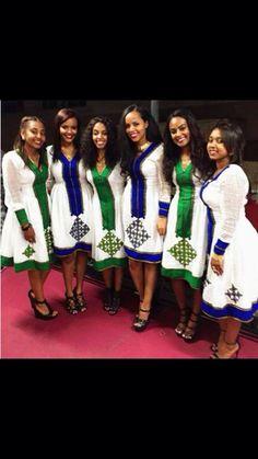 Ethiopian Beauties. ..