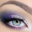 Prom make up for green eyes