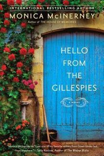 Books I Think You Should Read: Quick Pick: Hello from the Gillespies, by Monica McInerney