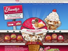 Find Today's Coupons & Offers for Friendly's on Their Website. Friendly's Ice Cream, Ice Cream Kids, Cream Restaurant, Birthday Club, Online Coupons, Top Restaurants, Coupon Codes, Create Yourself, Coding