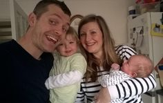 A beautiful and natural second birth. I love how this story is told from the mum and dad's perspective. Donna had a difficult first birth and after discovering hypnobirthing during her 2nd pregnancy went onto have an amazing 2nd birth - read her inspiring story here: http://www.riversidehypnobirthing.co.uk/natural-second-birth/