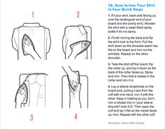 ironing tips clothe Tips thanks to e0n