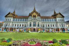 Bangkok - Grand Palace Wat Phra Kaew
