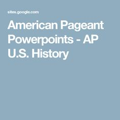 american pageant 16th edition online textbook pdf