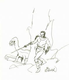 Al Williamson Comic Art