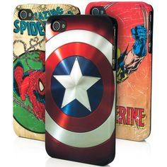 super hero iphone cases