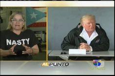 Entrevista A La Alcaldesa De Puerto Rico, La Única Mujer Que Enfrentó A Trump Por La Situación De La Isla