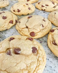 The Best & Softest Chocolate Chip (and whatever other ingredients you want) Cookie Base you will EVER Make!