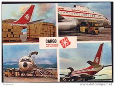 AIR ALGERIE-BOEING 737-CARGO - Algérie