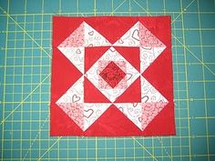 Nearly Insane Quilts: Block 4