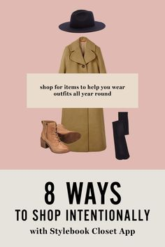 10 Ways to Shop Your Fall Wardrobe: How to Use Stylebook to Find the Right Clothes for Your Closet