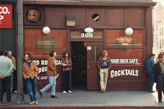 The Doors // Los Angeles, CA // 1969 // Hard Rock Cafe  © HENRY DILTZ