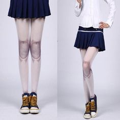 Amazon.com: ABC(TM) Women 80D Jointed Doll BJD Tights Pantyhose Lolita Cosplay Joint Socks: Clothing