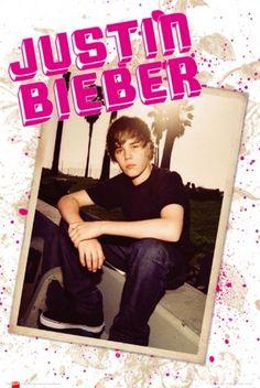 Justin Bieber Photo - plakat - 61x91,5 cm  Gdzie kupić? www.eplakaty.pl