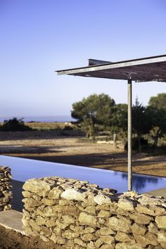 Arquitectura y Paisaje: Piscina en Formentera por Marià Castelló Martínez