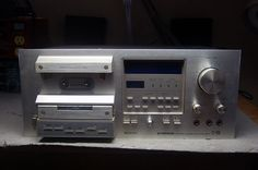 Pioneer - Repair And Restoration - Cassette Deck Deck Repair, Sounds Great, Audiophile, Home Theater, Golden Age, Restoration, Electronics, Decking, Courtyards