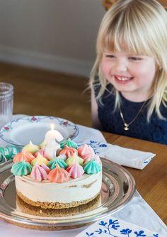 Glasstårta med dulce de leche | Krii's Kitchen