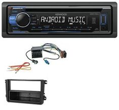 Ebay Angebote MP3 USB FM Adapter für Autoradio Kenwood 1DIN MP3 USB CD AUX Autoradio für VW Caddy Golf (V VI) Jetta (ab 03)%#Quickberater%