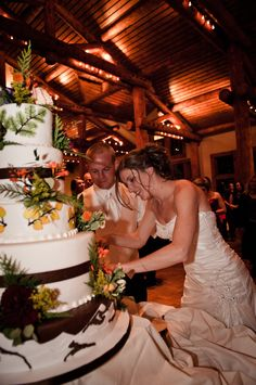 Caitlyn and Tim's Wedding at Timber Ridge in Keystone, Colorado / Chad Fahnestock Photography / Distinctive Mountain Events