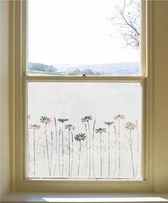 Daisy Meadow's Edge Window Film – Hannah Nunn