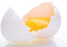 Clara de huevo para reducir la hipertensión