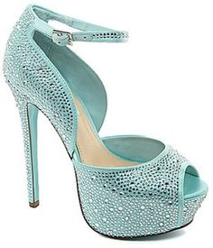 Blue by Betsey Johnson Kiss Platform Pumps