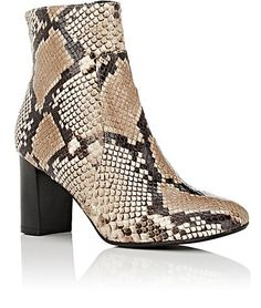 Joseph Embossed Ankle Boots w/ Tags extremely online aWbCl