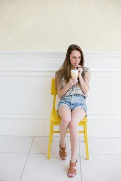 Look do Dia: Drink It | hotlovedrama