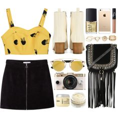 Exit Festival by monmondefou on Polyvore featuring MANGO, Isabel Marant, Christian Dior, NARS Cosmetics, Chantecaille, L'Oréal Paris and Urban Outfitters
