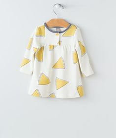 Because your little girl is sweet as pie, this is the perfect holiday pattern…