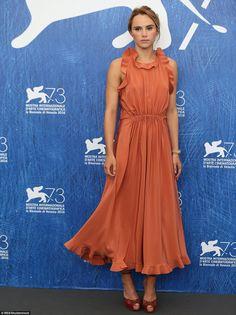 Suki Waterhouse - Venice Film Festival.  (6 September 2016)