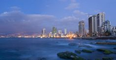 Absolutely love this city. Beirut, Lebanon. (2005)