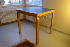 Artek vintage-pöytä