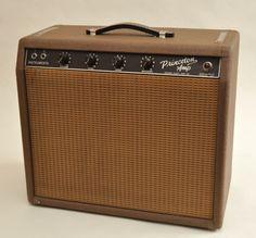 1963 Princeton® 6G2 Brown Tolex, Near Mint, $1,999.99 (via Gbase.com)