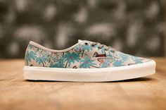 Vans California Aloha Camo Pack Authentic