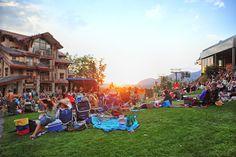 Sunset Concerts - Mountain Village