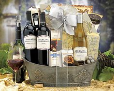 Whether you need to purchase distinctive corporate gifts delivery or to buy something online for friends and family, we have unique gift ideas to suit your taste & budget. All of Wine Country Gift Basket's gifts are backed by our Best Value and % Satisfaction Guarantee.