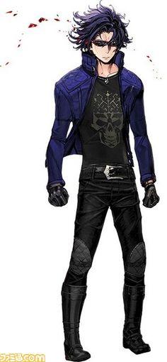 『ロード オブ ヴァーミリオン IV』新サブキャラクター3人&使い魔2体のイラストと主人公のCVが公開【拡大画像】 - ファミ通.com