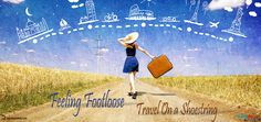 Feeling Footloose – Travel on a Shoestring